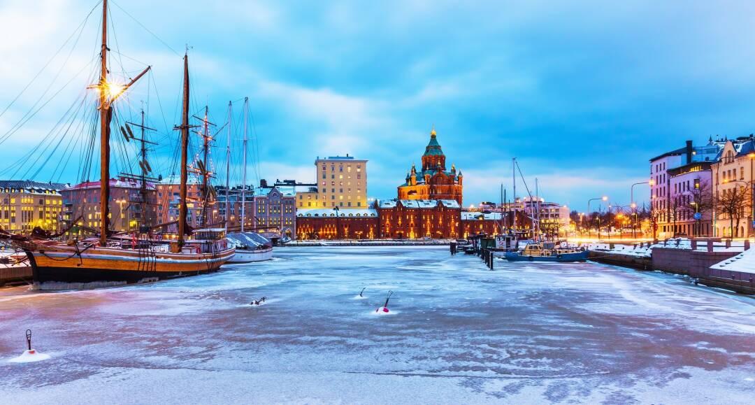 Citytrip: Winter in Helsinki en Tallinn - Finland