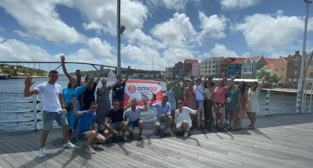 Tropisch Curaçao: Wuivende palmen en witte stranden - Curacao
