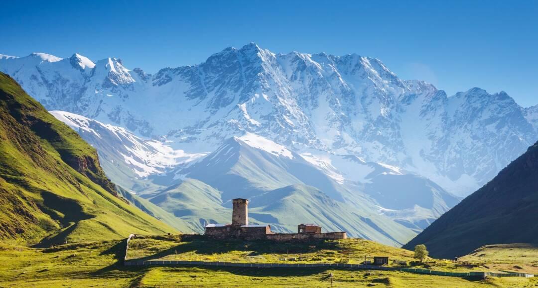 Avontuurlijk Georgië: Kaukasus en kloosters - Georgië