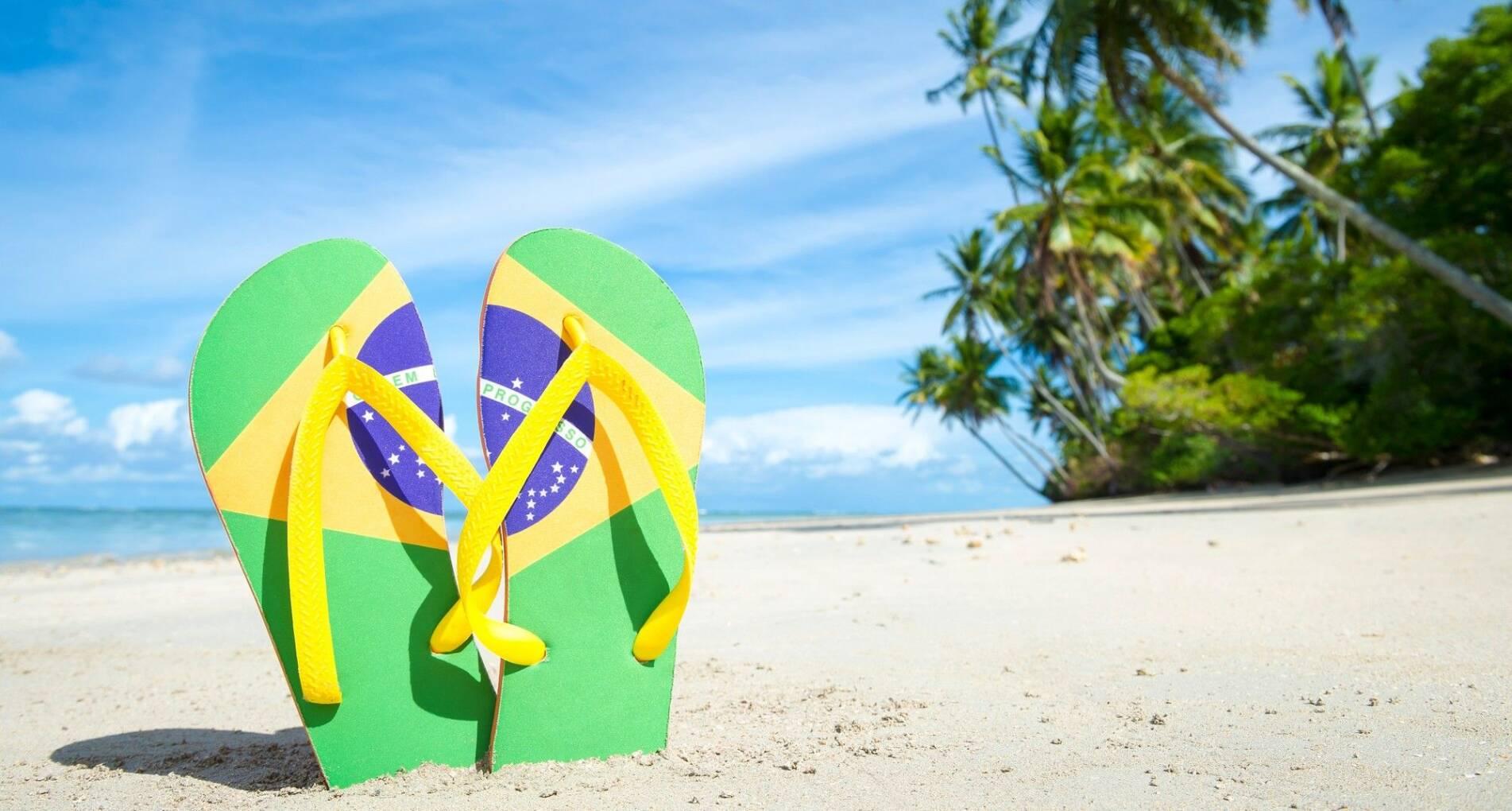 Winterzon Brazilië: Tropische stranden en wuivende palmen - Brazilië - 1