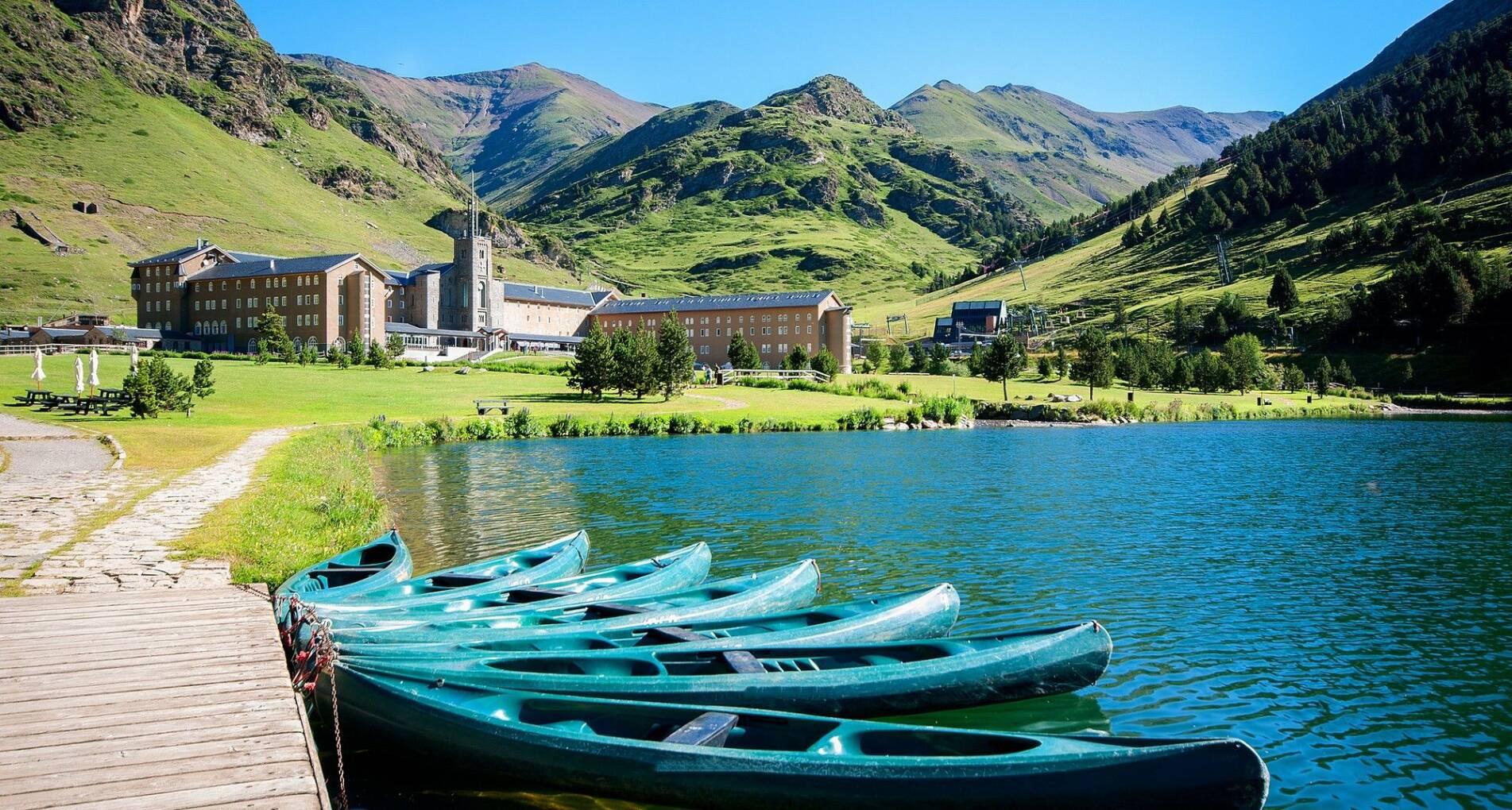 Fly & Drive Andorra en Spanje: Pyreneeën, costa's en Barcelona - Spanje - 1