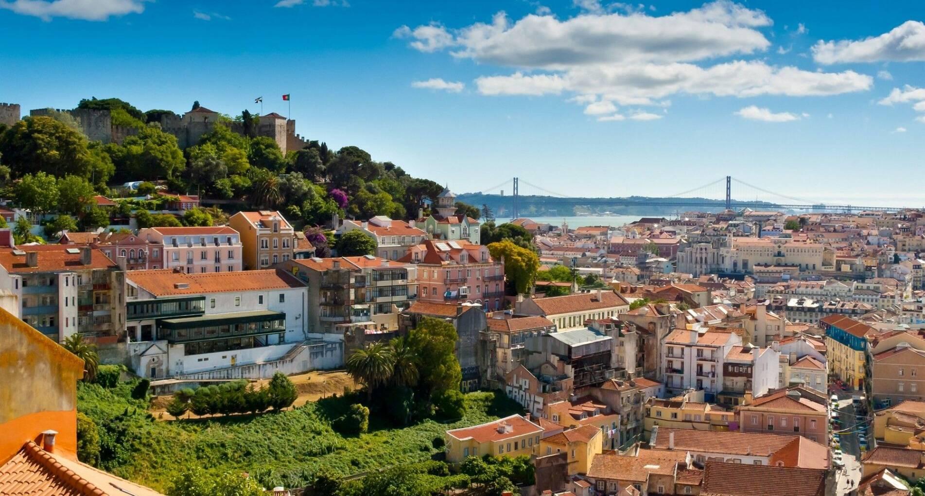 Citytrip: Zonnig Lissabon in de herfstvakantie - Portugal - 1