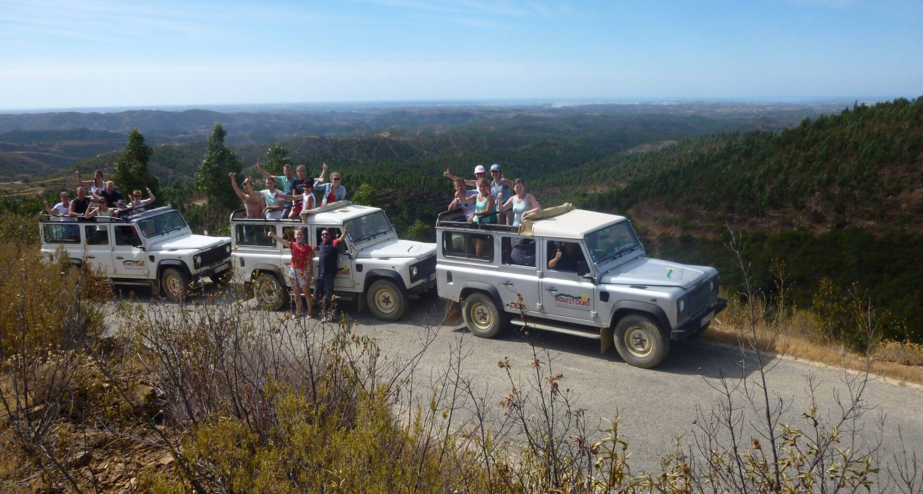 Jeep Adventure in de herfstvakantie: van Athene naar Zakynthos - Griekenland - 1