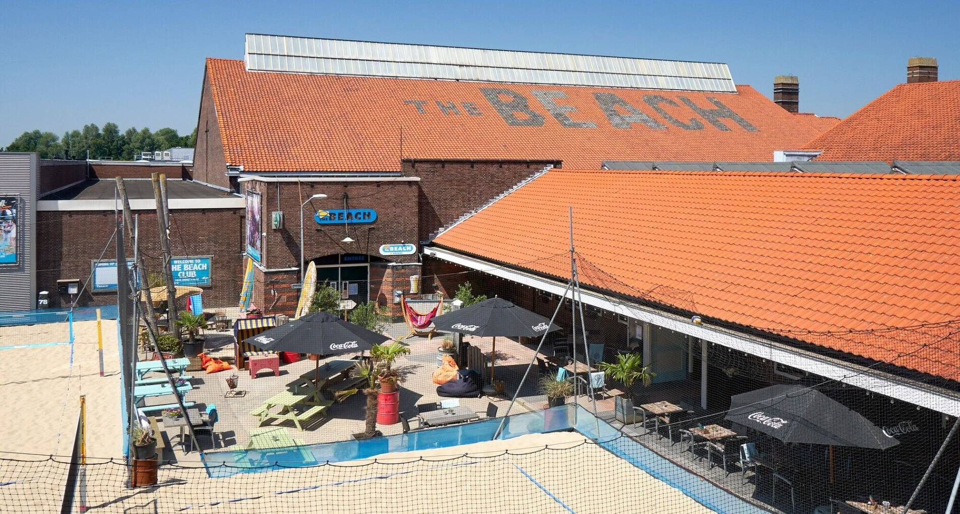 AmiGO Beachvolleybal Event - Nederland - 1