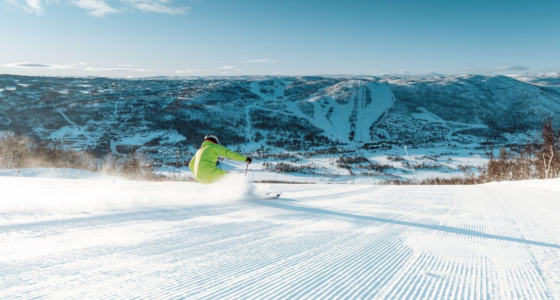 Noorwegen: Skiën in Geilo, fjorden en husky's - Noorwegen - 1