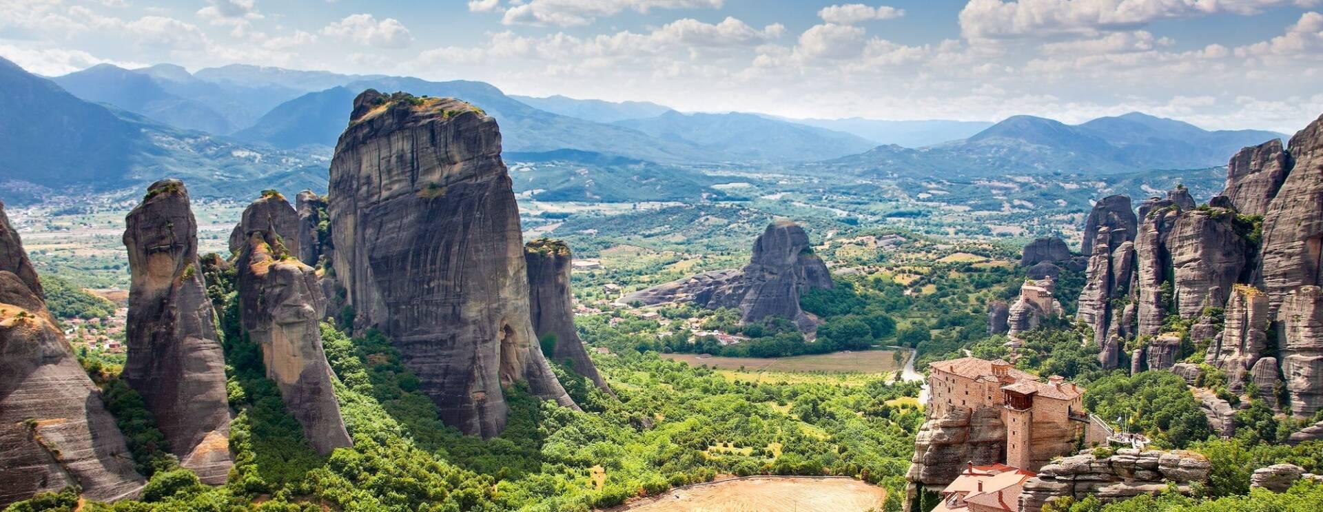 Fly & Drive Griekenland: Thessaloniki, Noord Griekenland en Meteora - Griekenland - 1