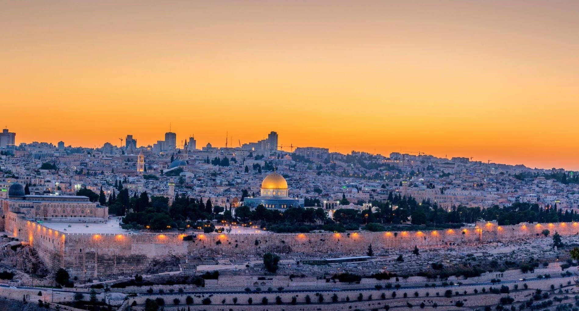 Israël in de meivakantie  - Israel - 1