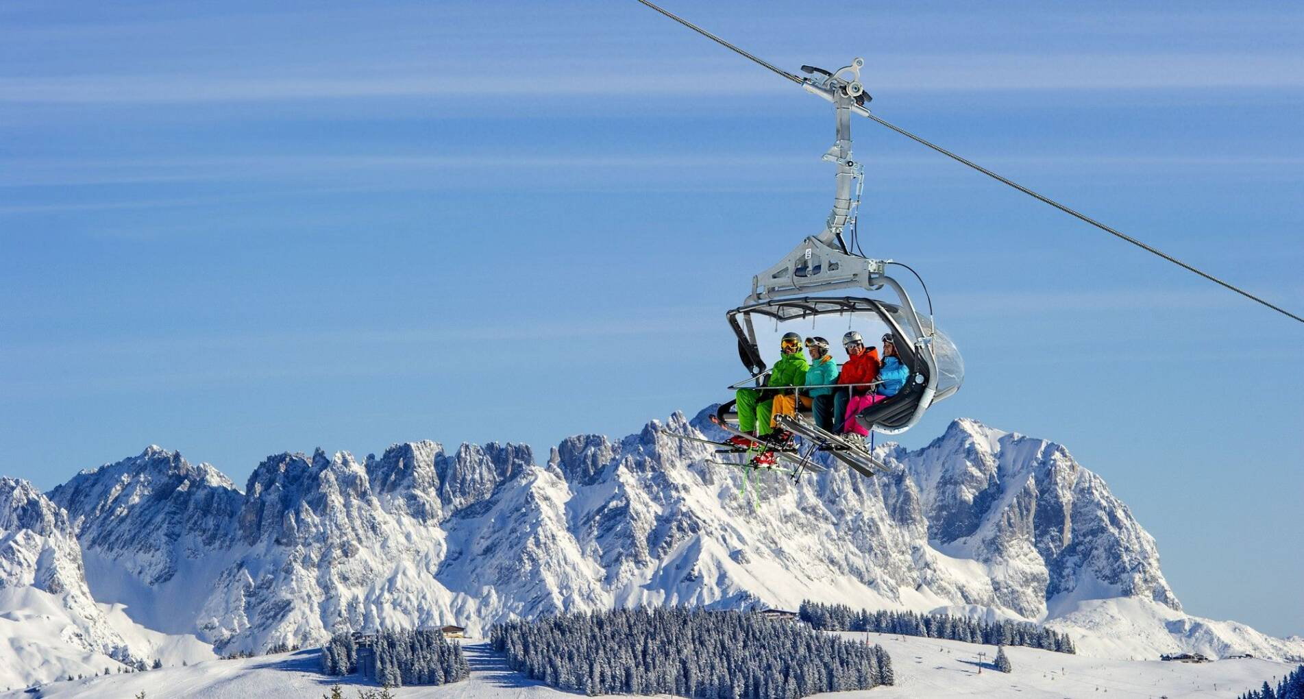 SkiWelt Wilder Kaiser - Brixental - Oostenrijk - 1