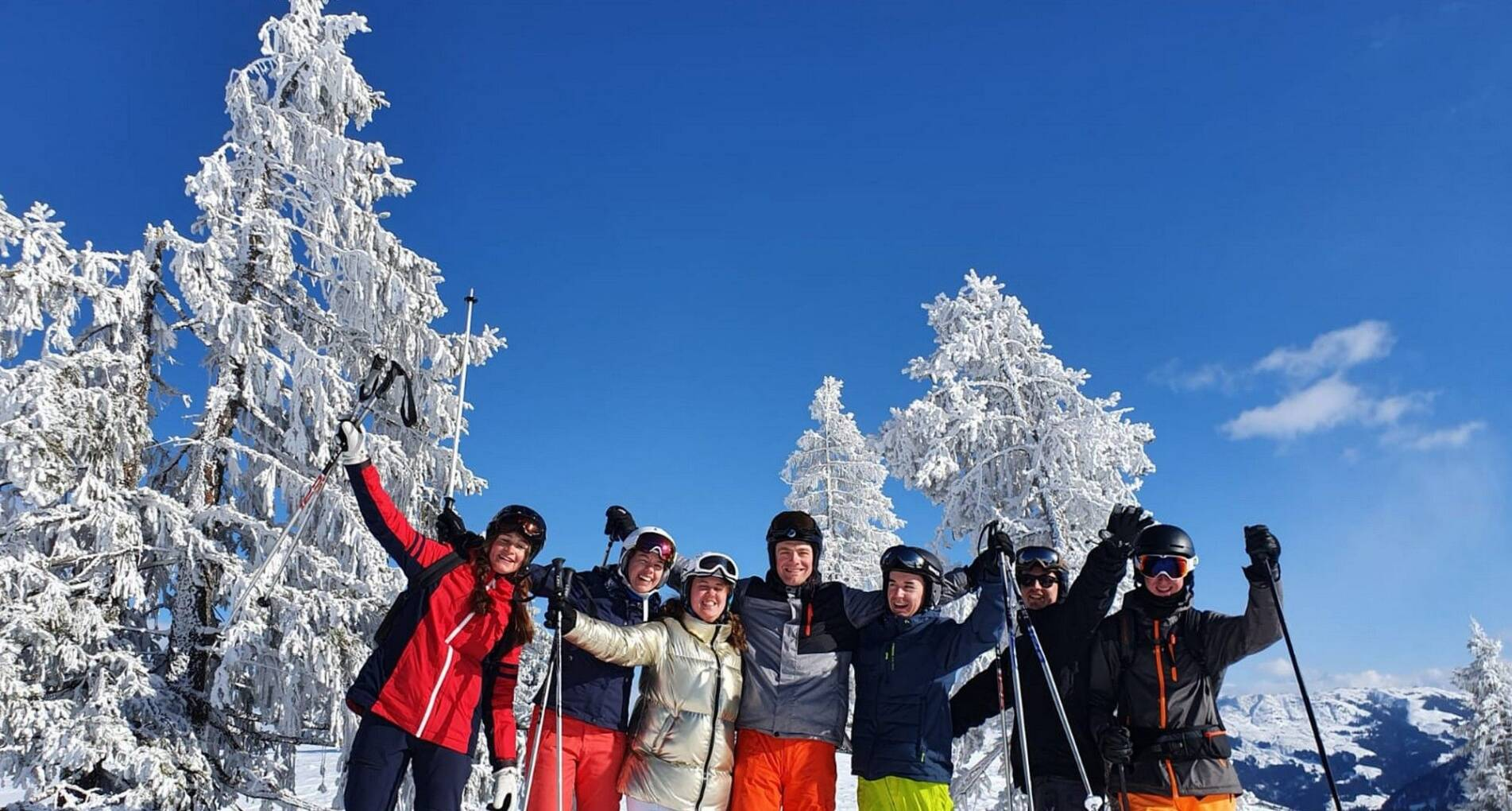 Ski Arlberg: Warth-Schröcken-Lech-Zûrs-St. Anton - Oostenrijk - 1