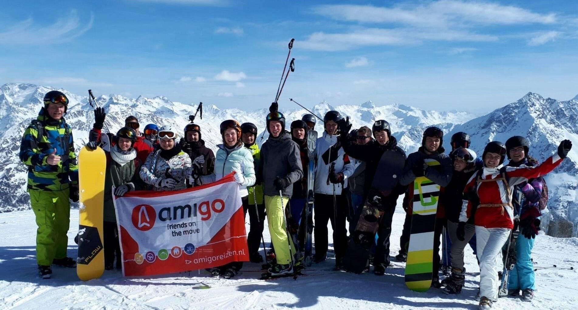 Stubaital: 3 skigebieden & sneeuwzekere Stubaier Gletscher - Oostenrijk - 1