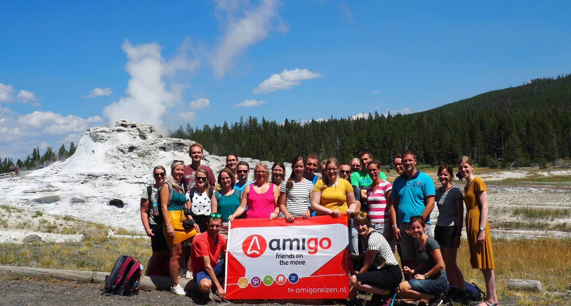 Fly & Drive Amerika en Canada: Yellowstone en de Rockies - Verenigde Staten - 1