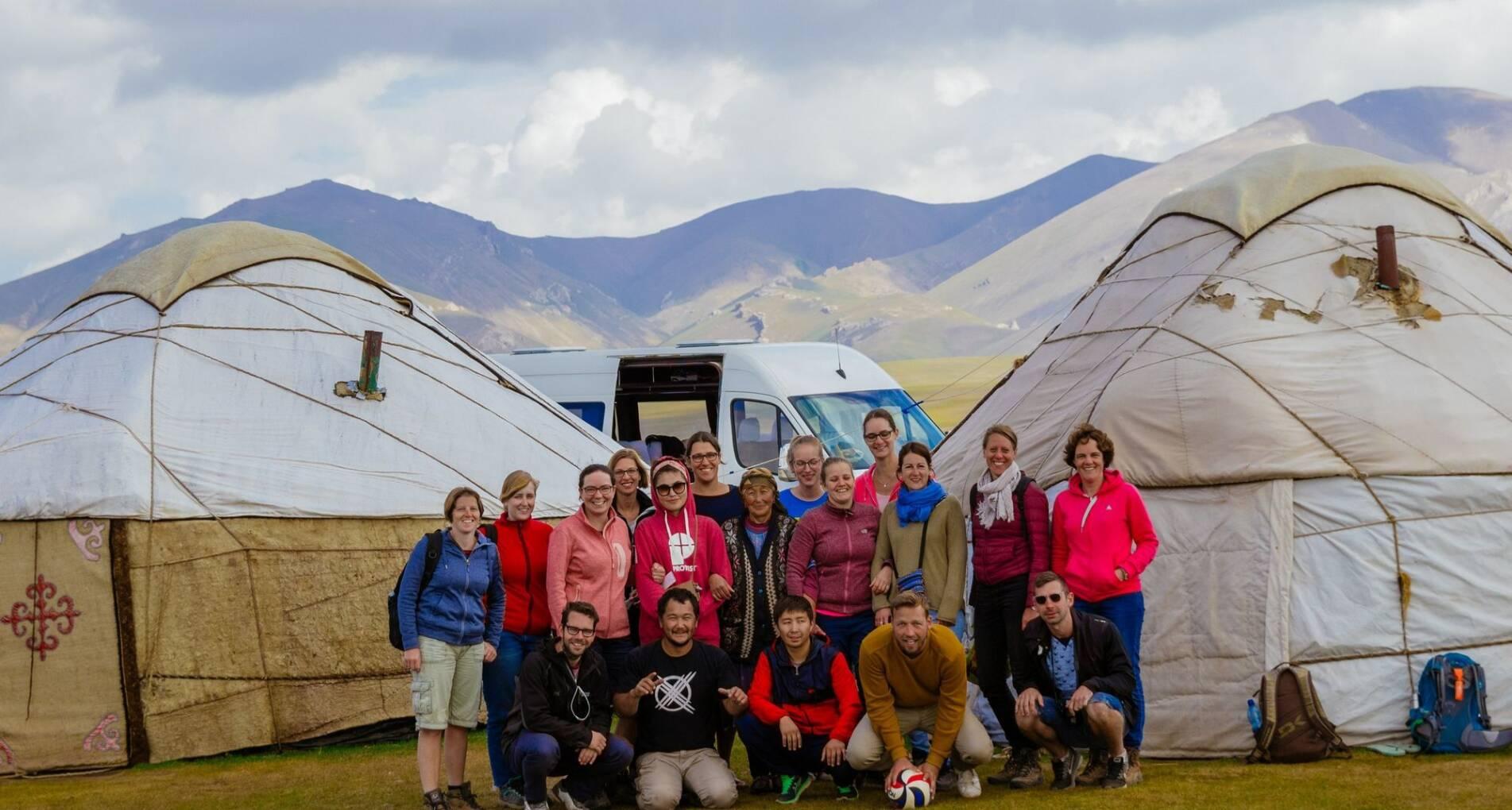 Avontuurlijk Kirgizië: Himalaya, yurts en nomaden - Kirgizië - 1