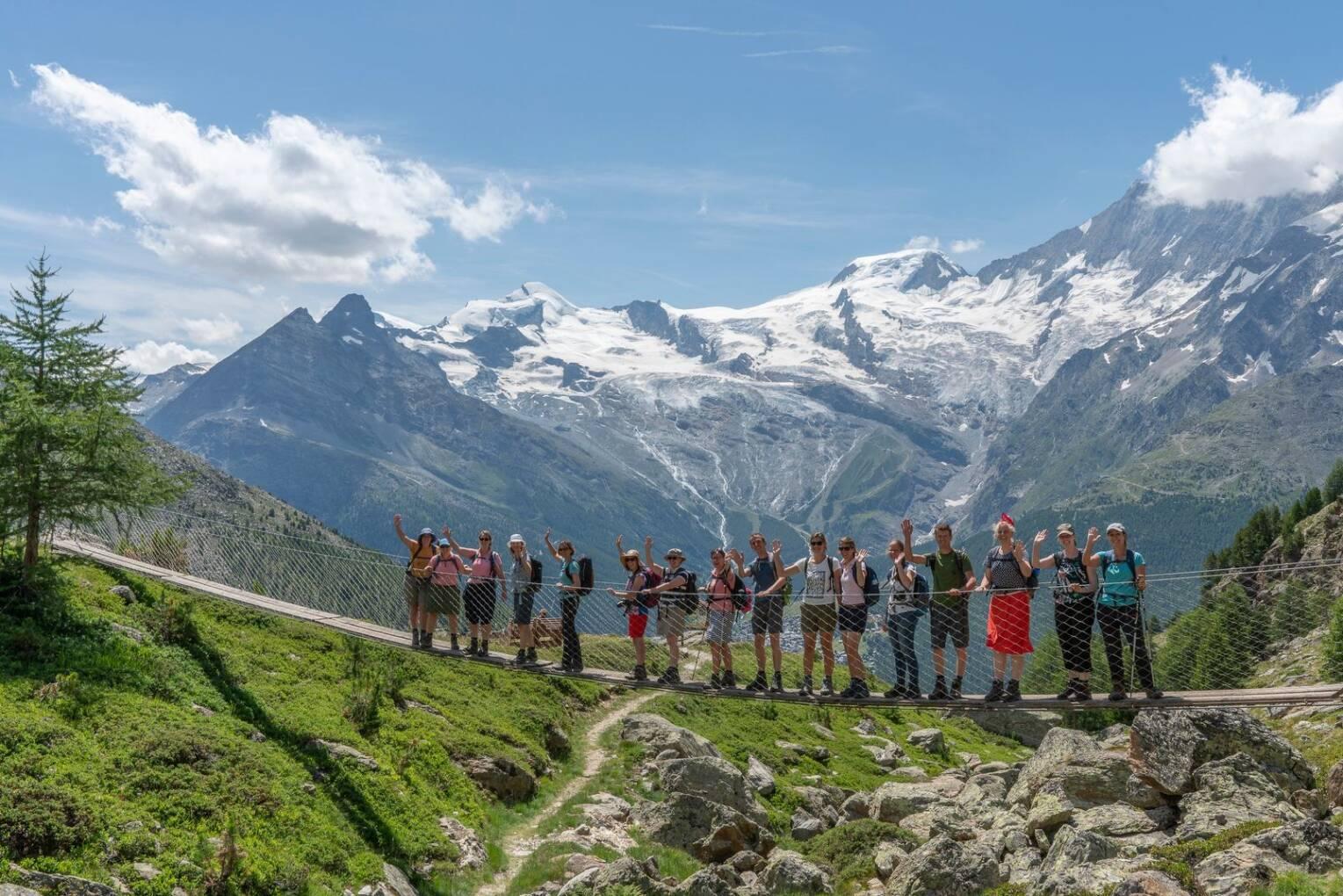 Bergwandelen in het Oostenrijkse Paznauntal - Oostenrijk - 1