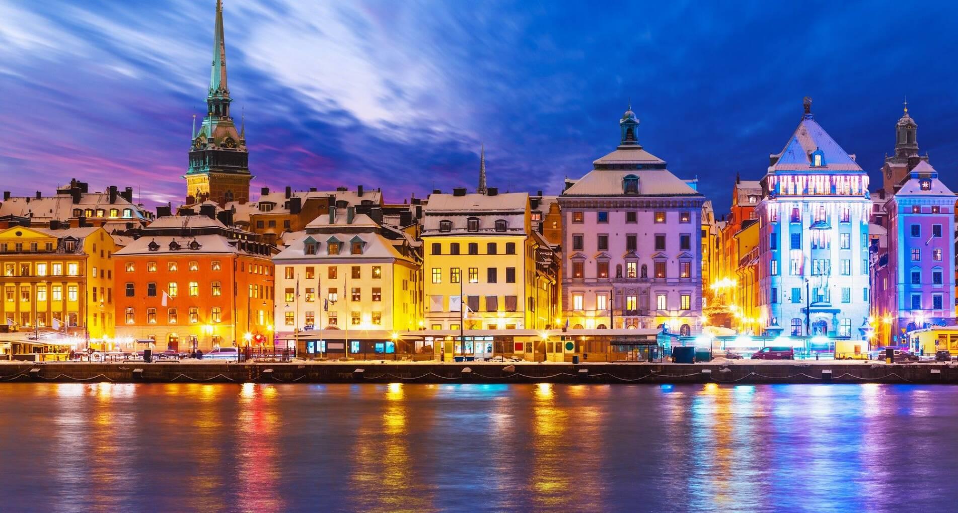 Citytrip: Winter in Stockholm - Zweden - 1