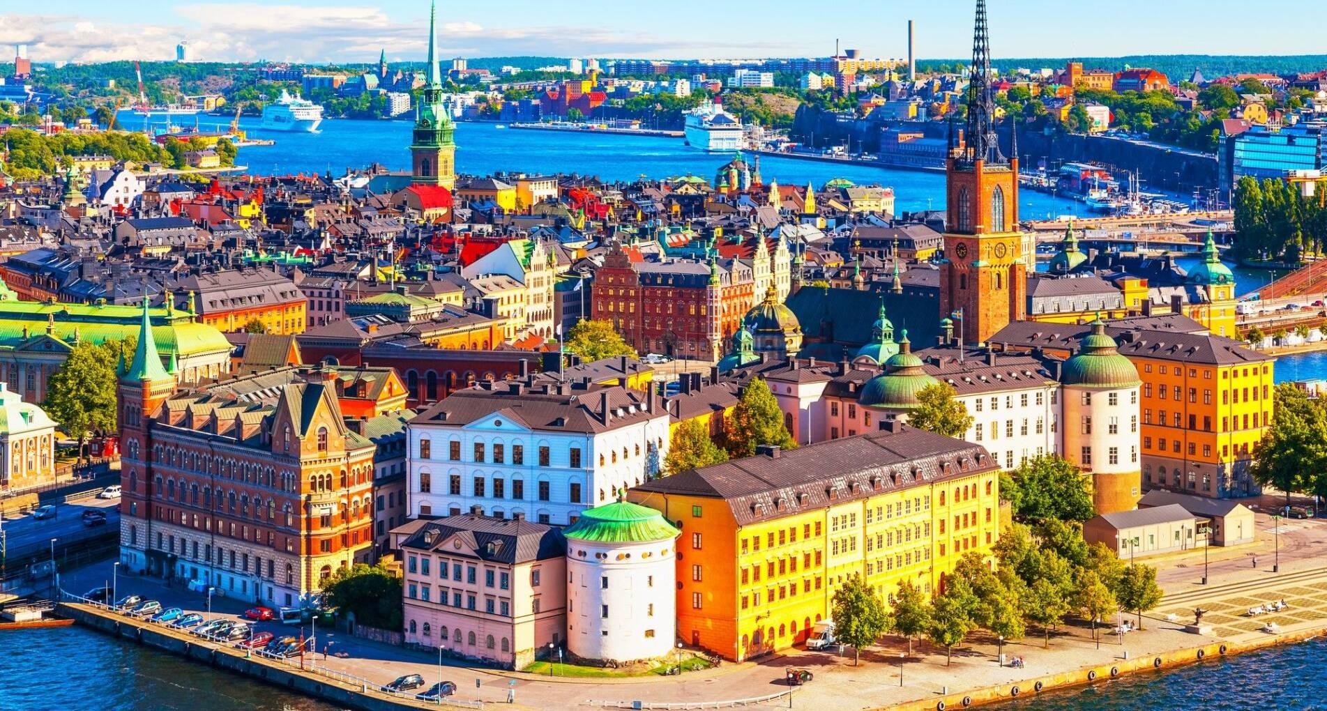 Citytrip: Stockholm in de meivakantie - Zweden - 1