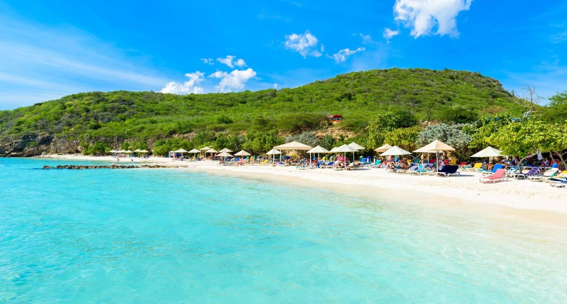 Tropisch Curaçao: Wuivende palmen en witte stranden - Curacao - 1