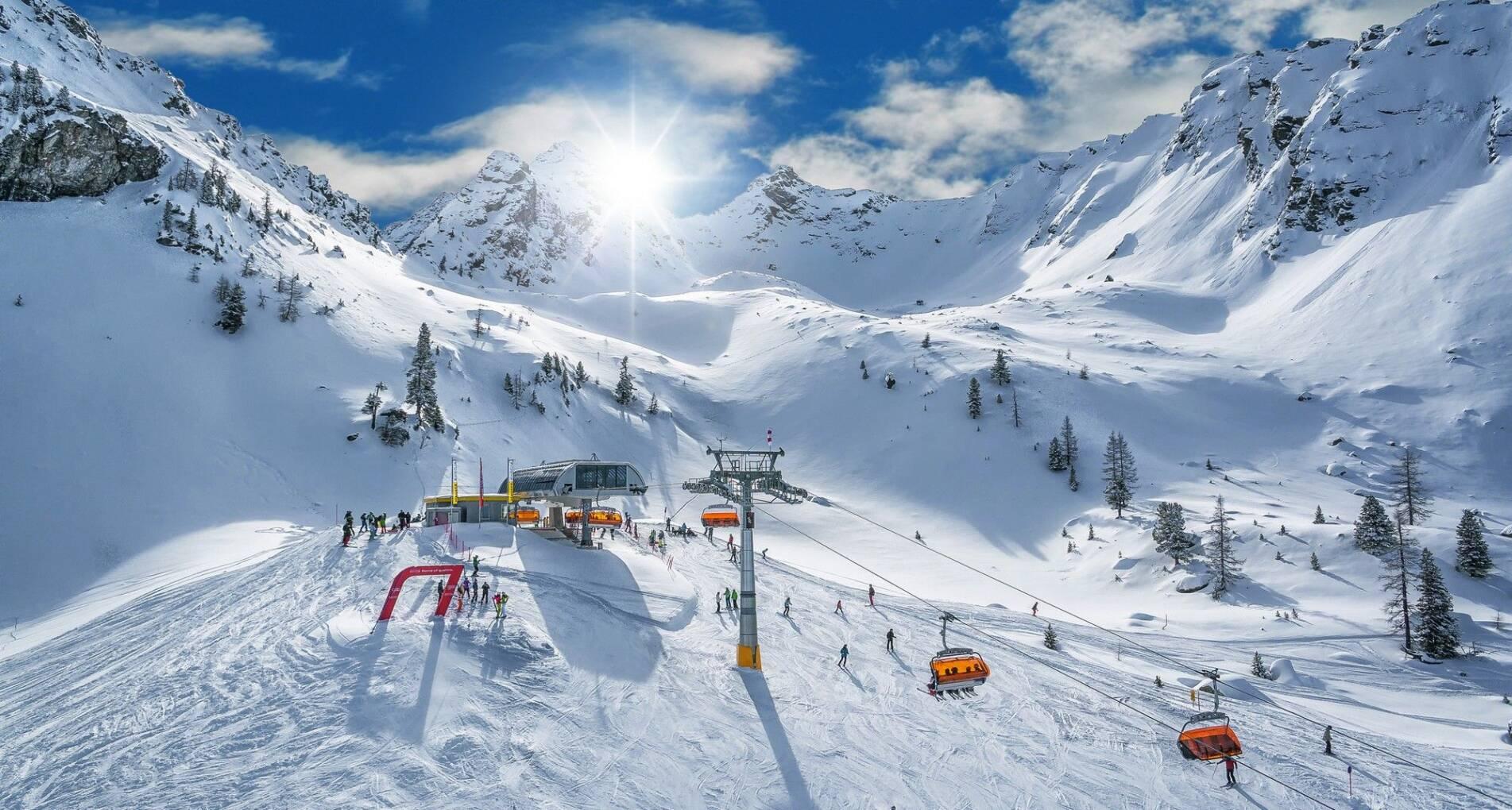 Ski Amadé: Schladming - Dachstein - Oostenrijk - 1