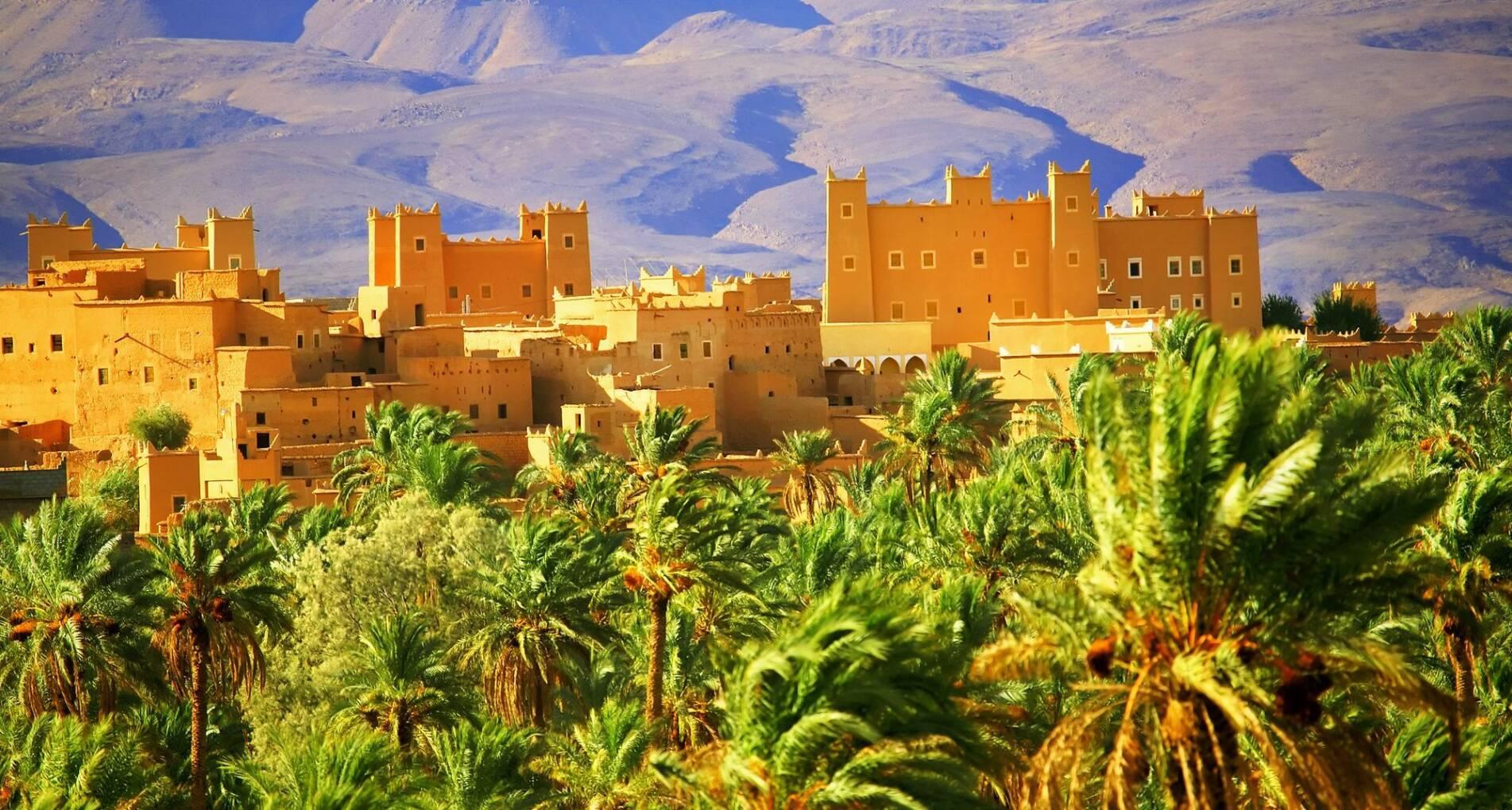 Fly & Drive Marokko: Koningssteden, kasbah's en Atlasgebergte - Marokko - 1