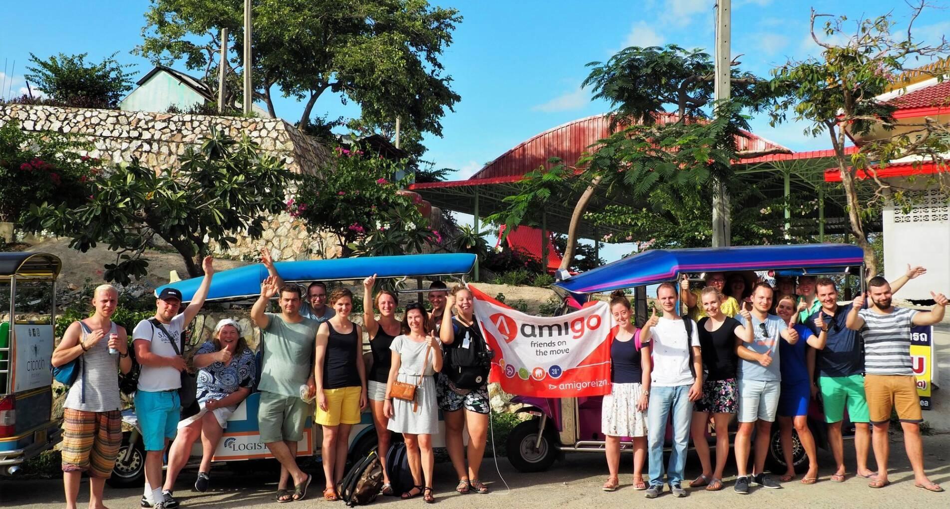 Thailand en Maleisië: Van Bangkok naar Singapore - Thailand - 1