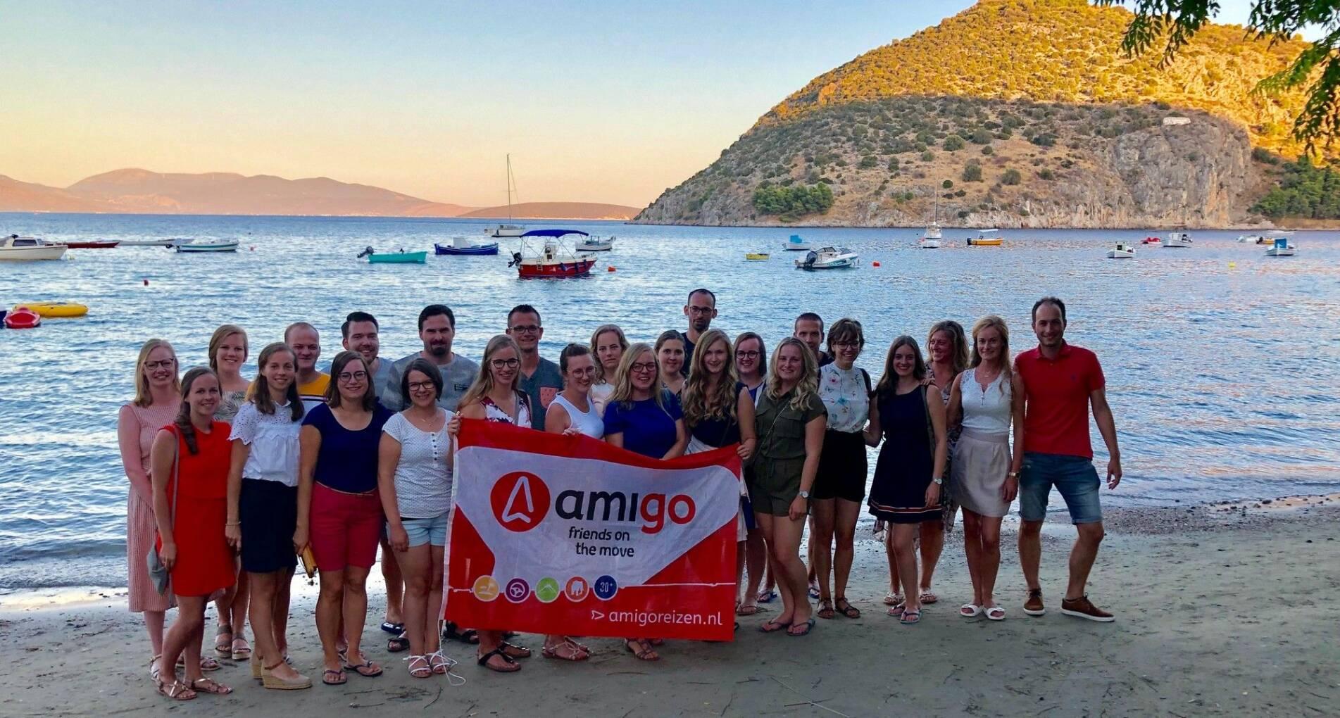 Griekenland, Peloponnesos: Athene, Korinthe en Griekse stranden - Griekenland - 1