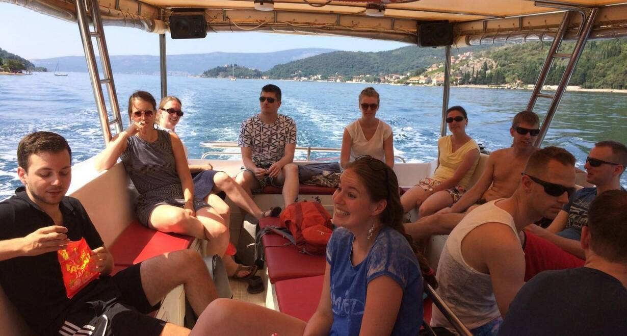 Outdoor Experience - Montenegro - MontenegroBoottocht Baai van Kotor en snorkelen (inclusief)