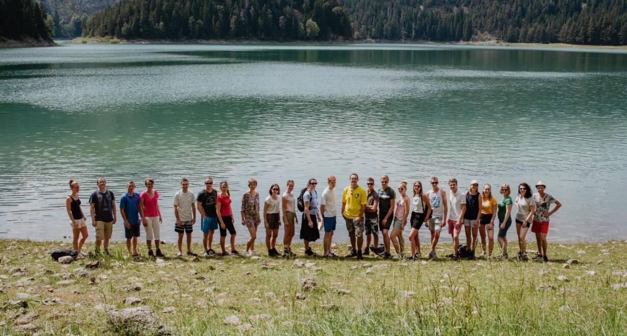 Outdoor Experience - Montenegro - MontenegroDurmitor NP: Black Lake en Adventure Park