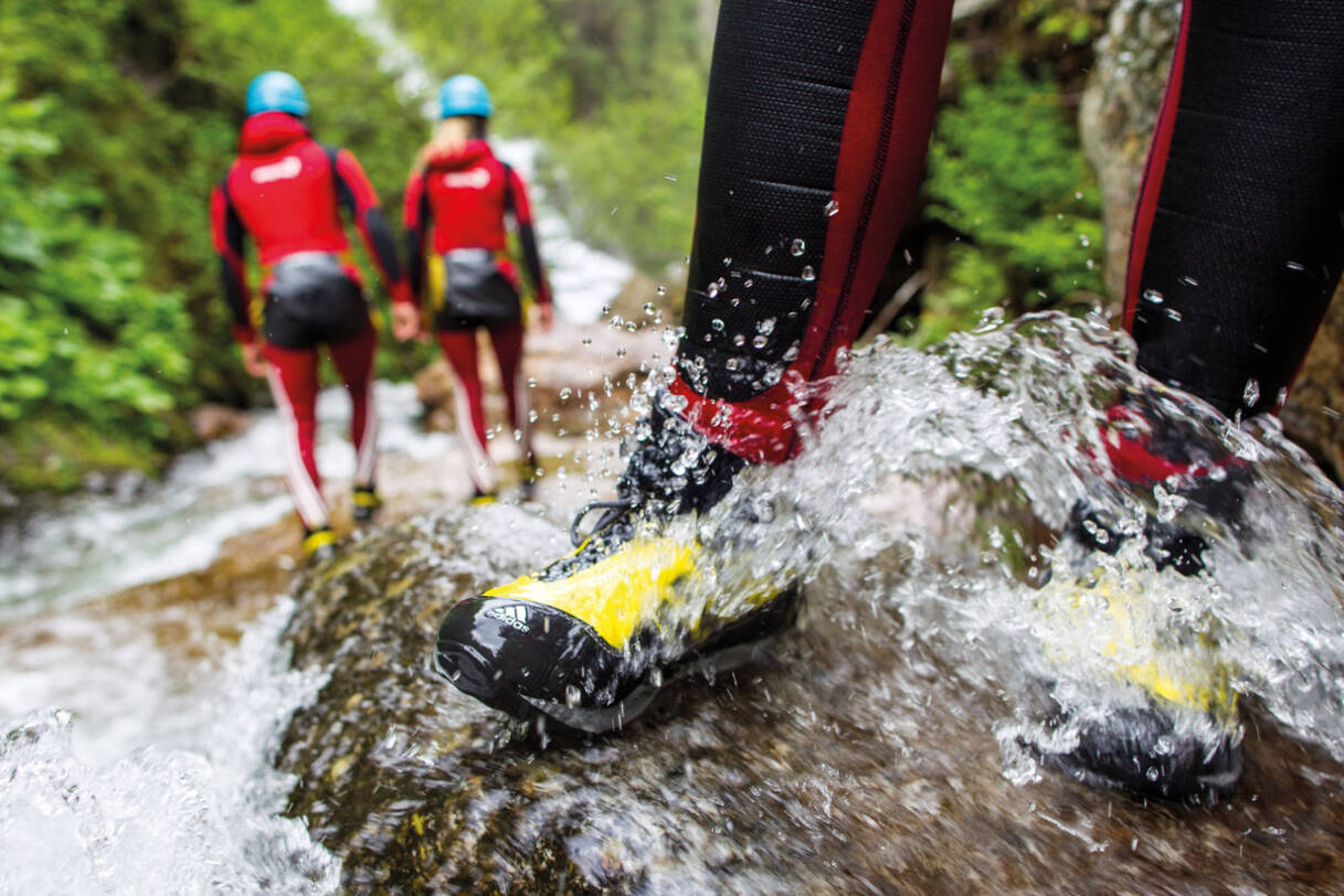 Outdoor Experience - Montenegro - MontenegroNevino canyoning (inclusief)
