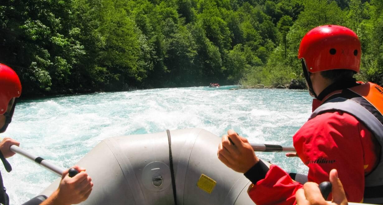 Outdoor Experience - Montenegro - MontenegroRaften (inclusief)