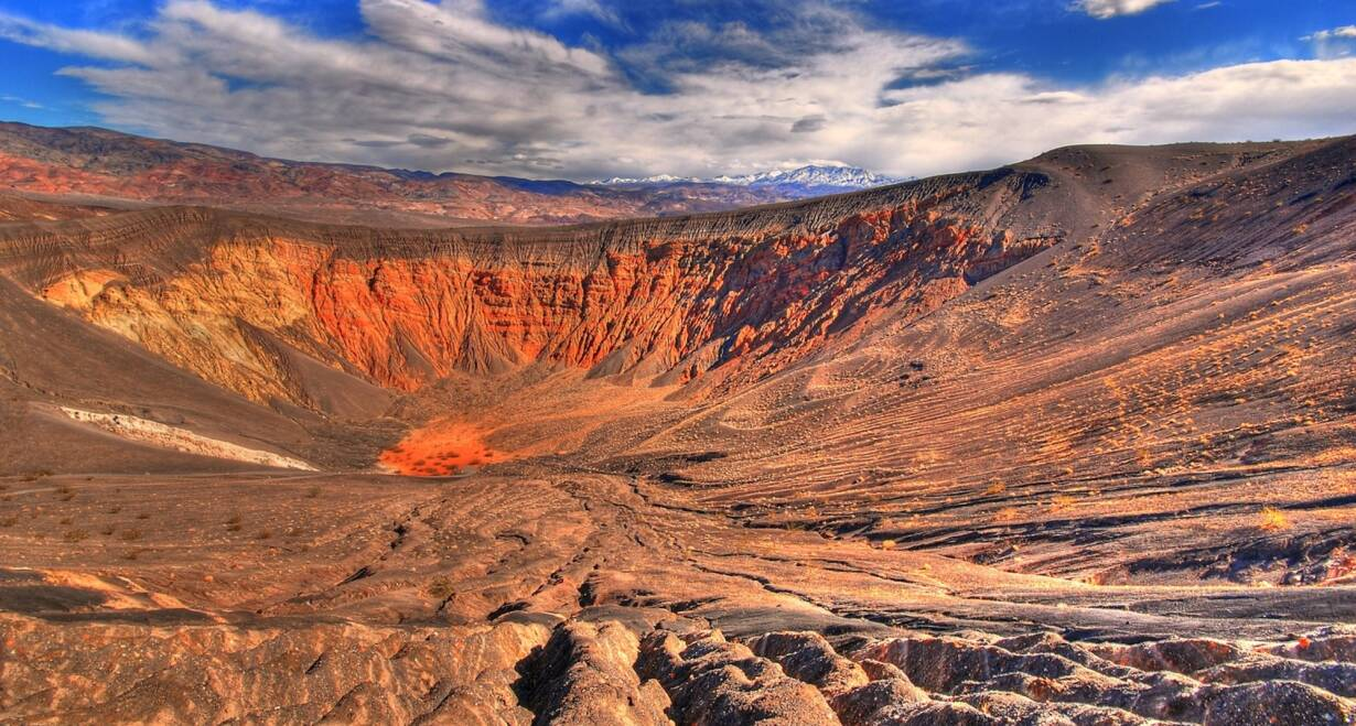 Fly & Drive Amerika, The Best of West - AmerikaLas Vegas – Death Valley – Mammoth Lakes, ca. 575 km.