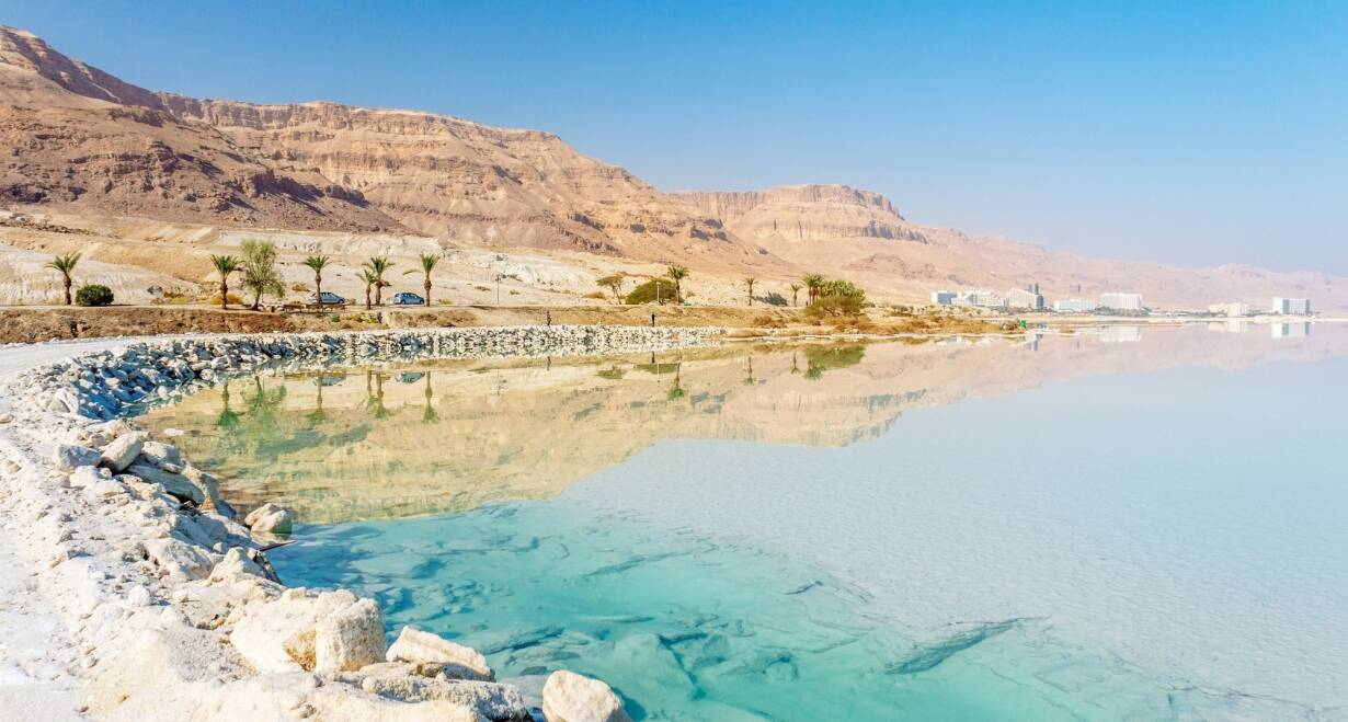 Israël in de meivakantie  - IsraelMassada- Qumran - Ein Gedi - Dode Zee