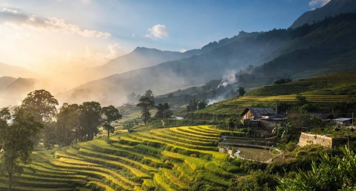 Vietnam: Sapa, Halong Bay en Saigon - VietnamHanoi - Sapa
