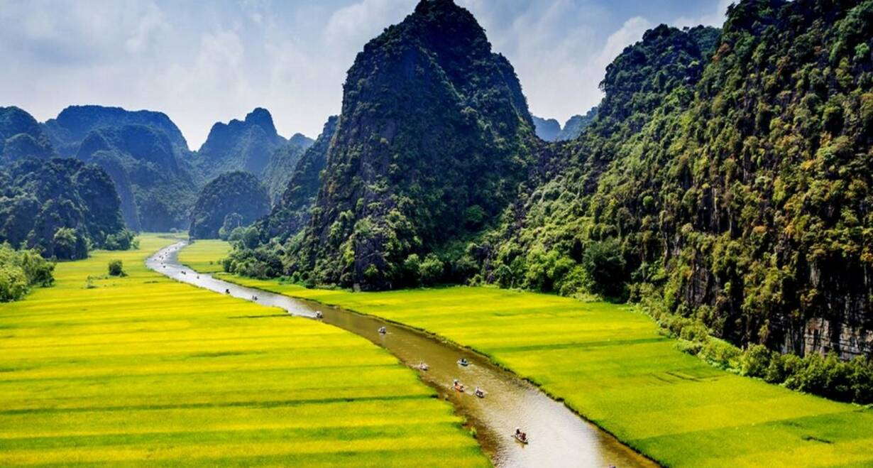 Vietnam: Sapa, Halong Bay en Saigon - VietnamAankomst Amsterdam