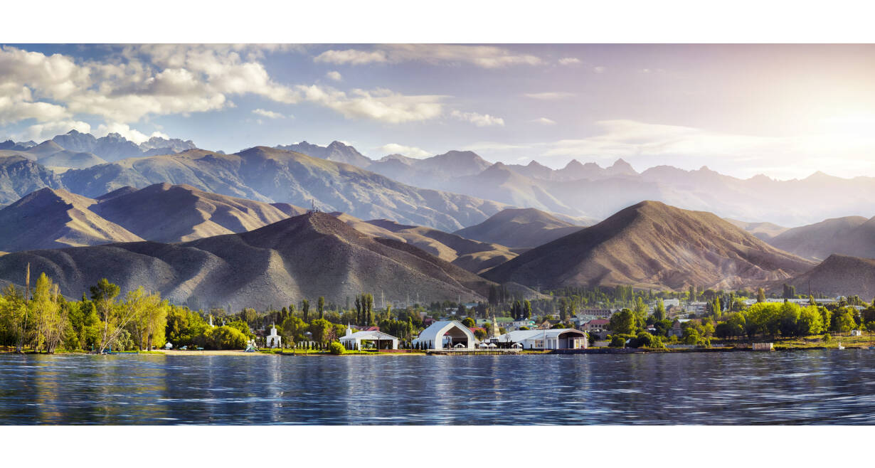 Avontuurlijk Kirgizië: Himalaya, yurts en nomaden - KirgiziëVan Bishek naar Karakol