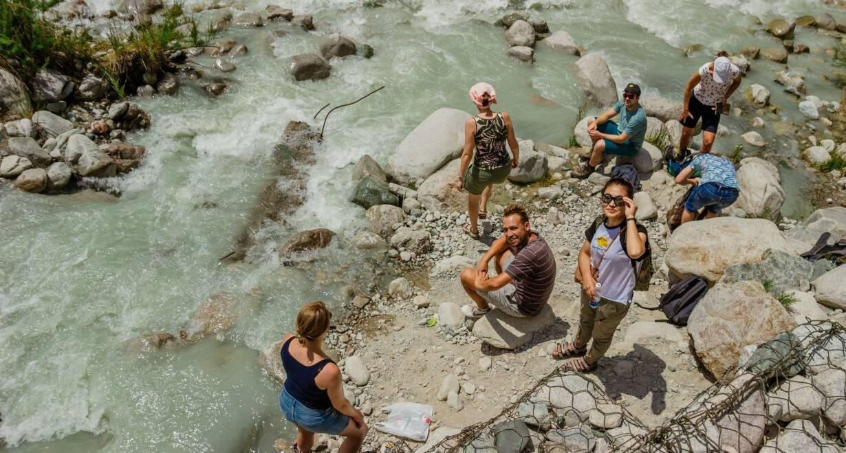 Avontuurlijk Kirgizië: Himalaya, yurts en nomaden - KirgiziëKamaz Tour