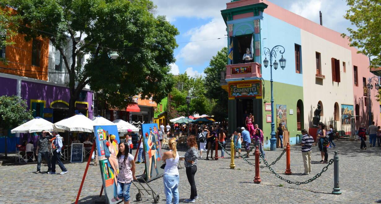 Argentinië en Chili: Buenos Aires, Patagonië en pampa's - ArgentiniëLaatste dag in Buenos Aires