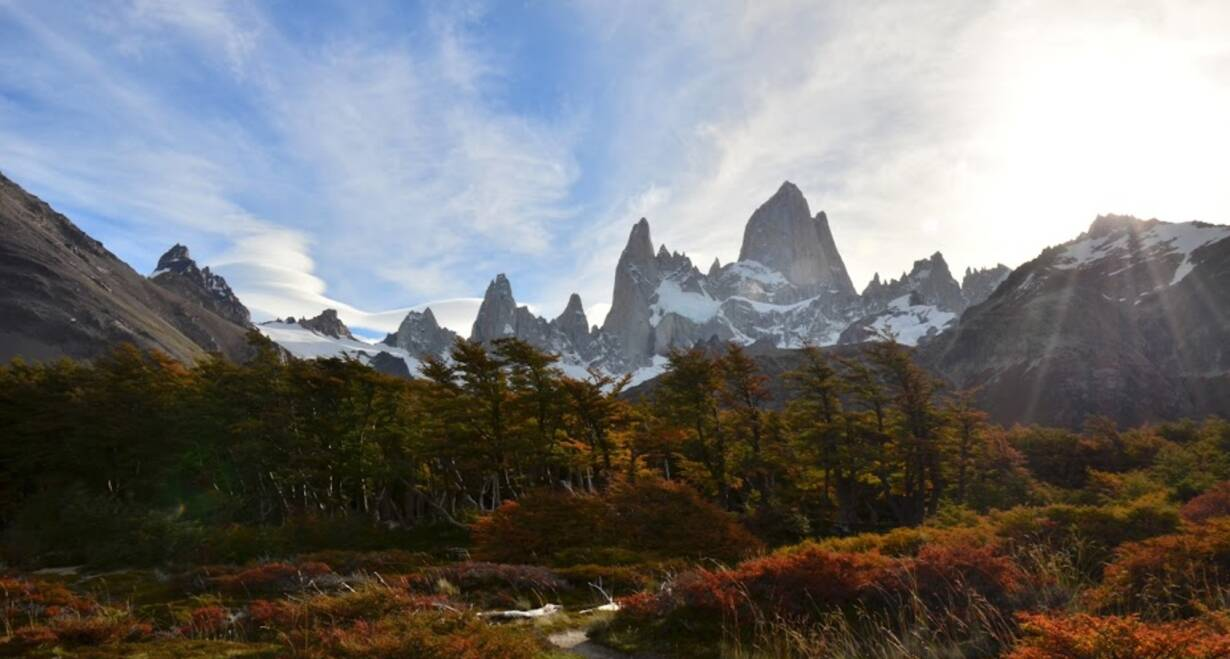 Argentinië en Chili: Buenos Aires, Patagonië en pampa's - ArgentiniëHike door El Chalten
