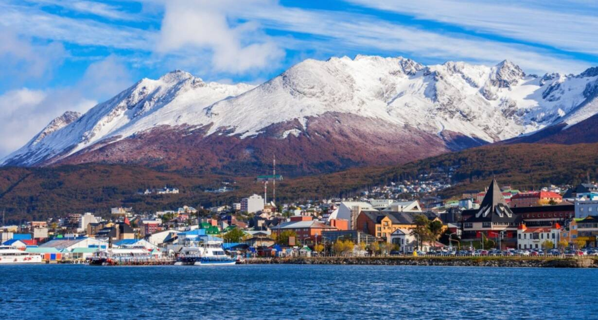 Argentinië en Chili: Buenos Aires, Patagonië en pampa's - ArgentiniëVan Punta Arenas naar Ushuaia