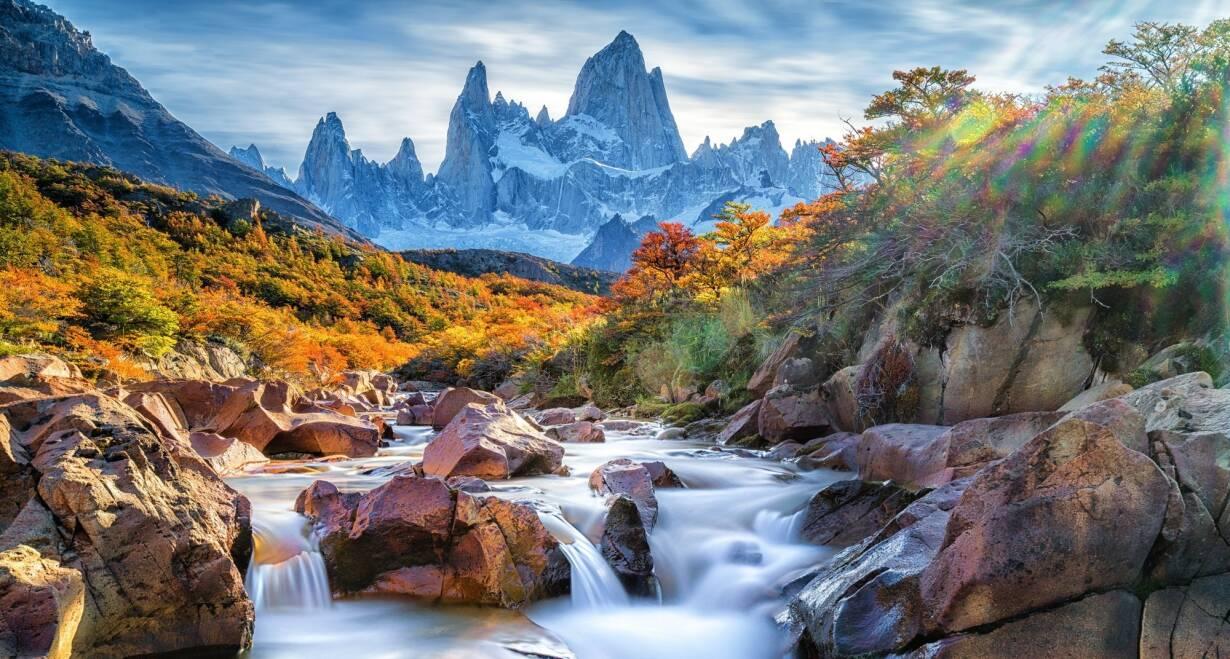 Argentinië en Chili: Buenos Aires, Patagonië en pampa's - ArgentiniëTierra del Fuego National Park
