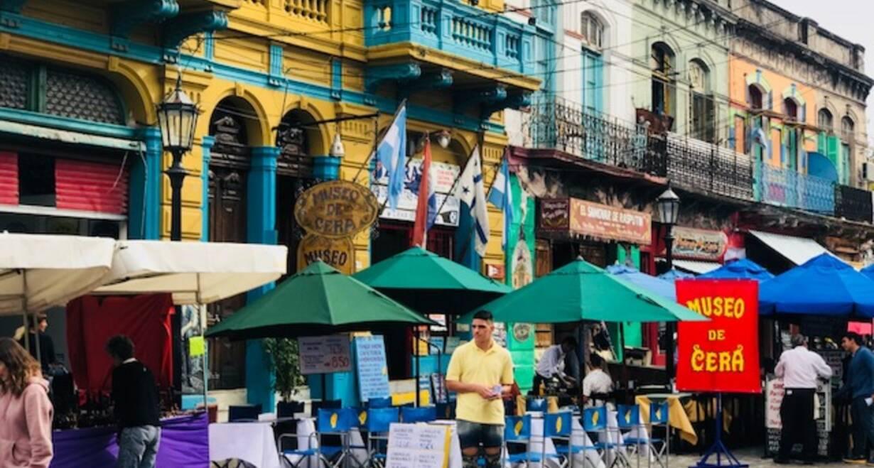 Argentinië en Chili: Buenos Aires, Patagonië en pampa's - ArgentiniëTerugvlucht naar Nederland