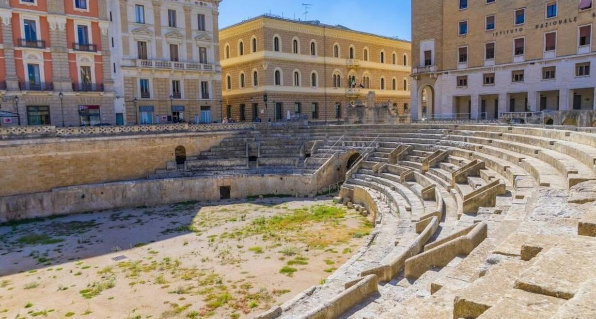 Fly & Drive Italië: Authentiek Puglia, de hak van de laars - ItaliëBari - Lecce