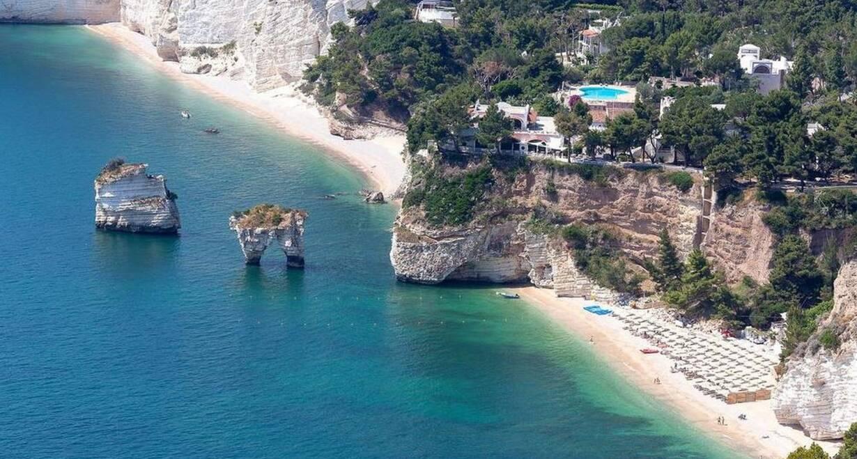 Fly & Drive Italië: Authentiek Puglia, de hak van de laars - ItaliëMattinata