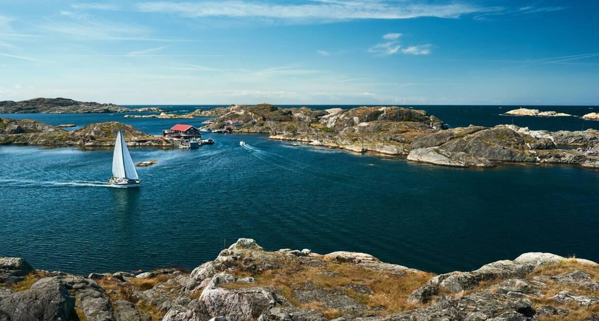Fly & Drive Zweden: Stockholm, elanden en ongerepte natuur - ZwedenLandskrona