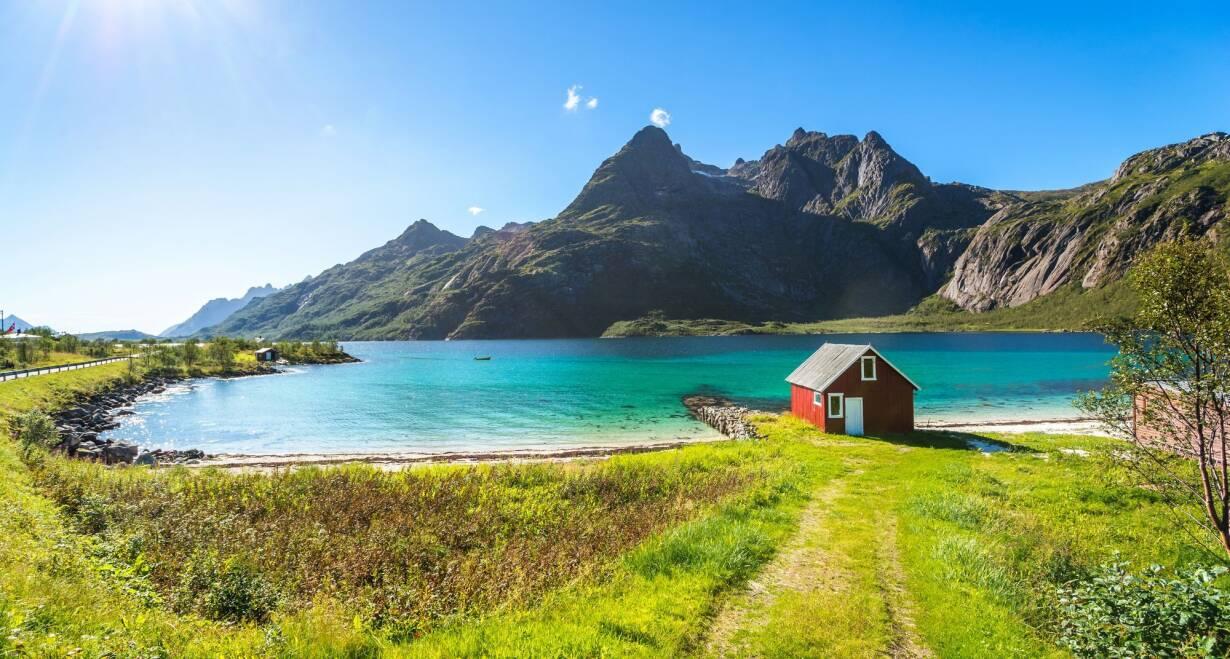 Fly & Drive Zweden: Stockholm, elanden en ongerepte natuur - ZwedenLandskrona - Gränna