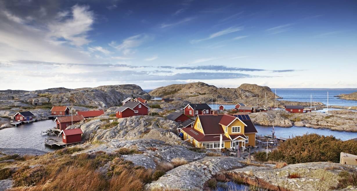 Fly & Drive Zweden: Stockholm, elanden en ongerepte natuur - ZwedenGränna