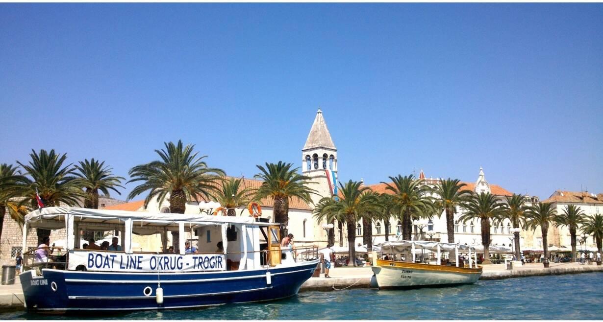 Fly & Drive Kroatië: Watervallen, eilanden en Dubrovnik - KroatiëHeenreis naar Kroatië