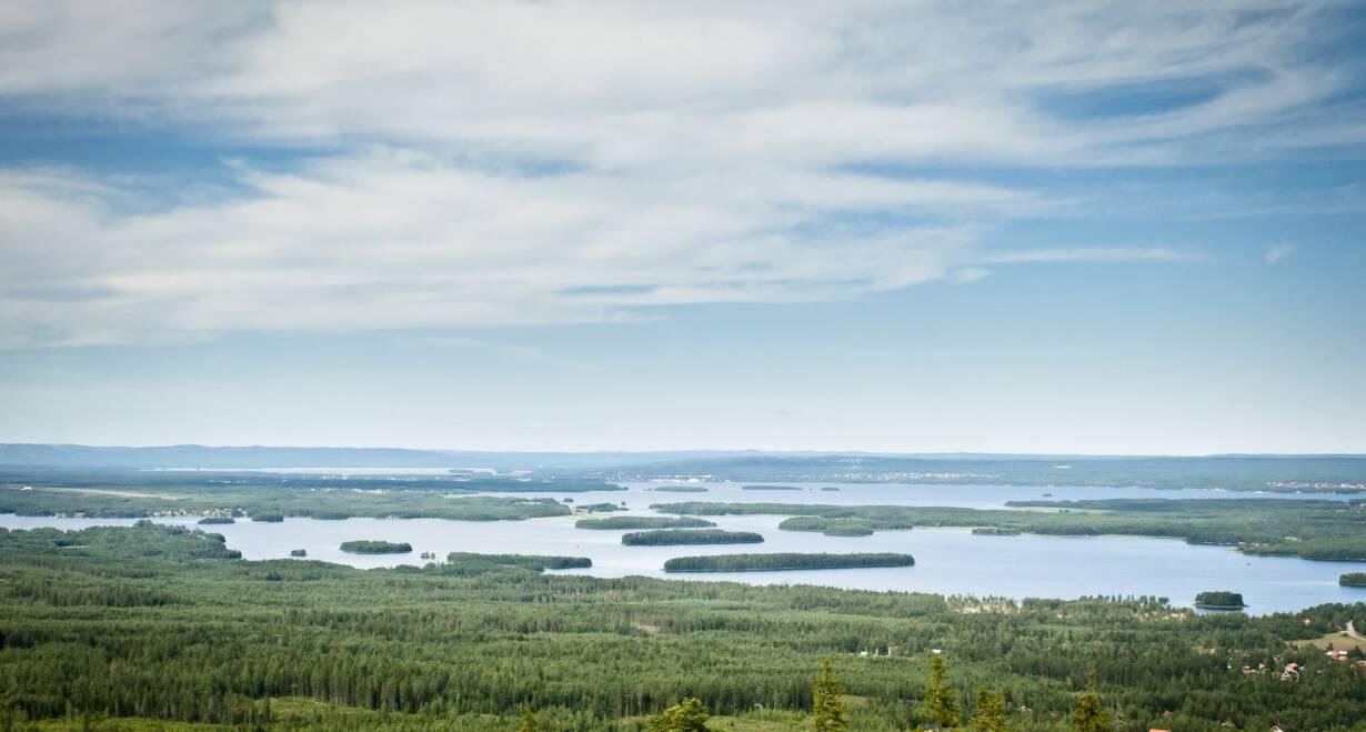 Fly & Drive Zweden: Stockholm, elanden en ongerepte natuur - ZwedenStockholm - Orsa