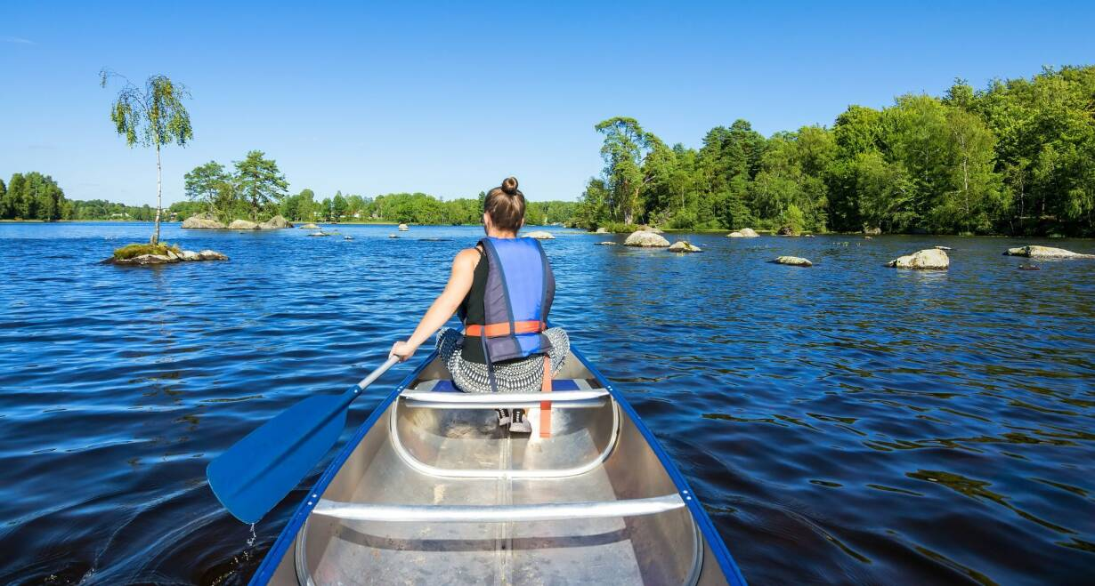 Fly & Drive Zweden: Stockholm, elanden en ongerepte natuur - ZwedenOrsa