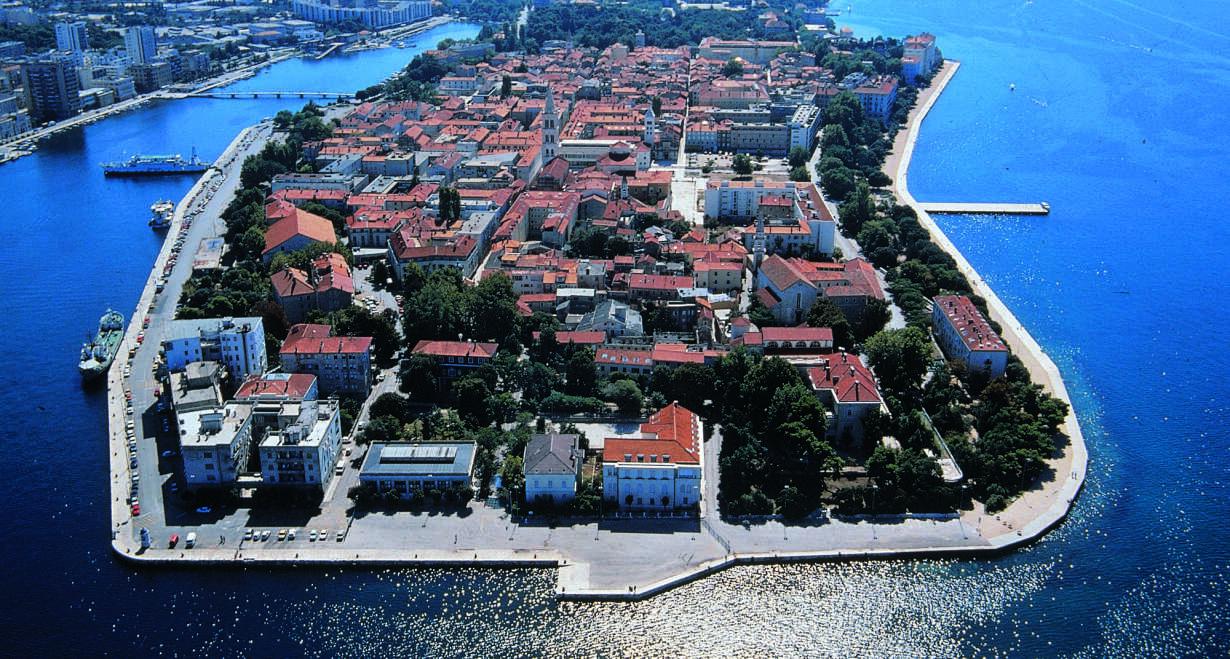 Fly & Drive Kroatië: Watervallen, eilanden en Dubrovnik - KroatiëNaar Zadar en de kust
