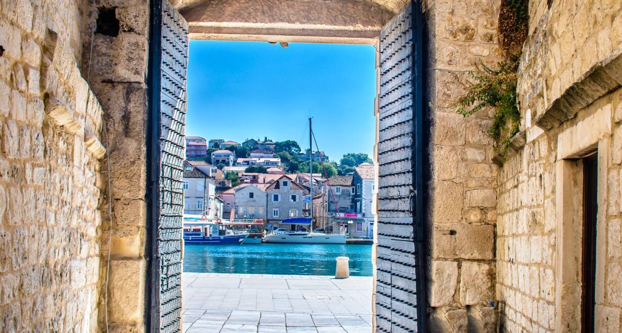 Fly & Drive Kroatië: Watervallen, eilanden en Dubrovnik - KroatiëZadar en Trogir