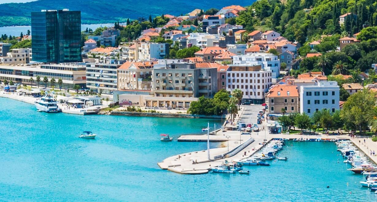Fly & Drive Kroatië: Watervallen, eilanden en Dubrovnik - KroatiëTrogir en Split